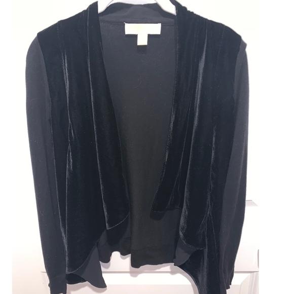 Michael Kors Sweaters - Michael Kors Sweater - Velvet Black